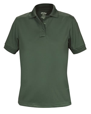 Elbeco K5177LC UFX Tactical Short Sleeve Polos - Womens