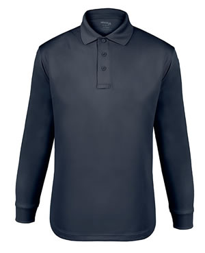 Elbeco K5184LC UFX Tactical Long Sleeve Polos - Womens