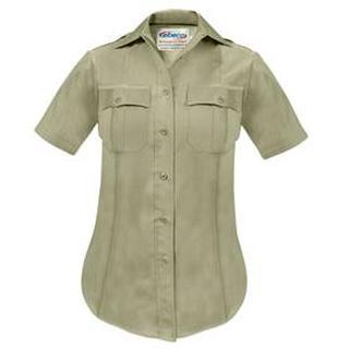 Elbeco P854LC Paragon Plus Poplin Short Sleeve Shirt - Womens