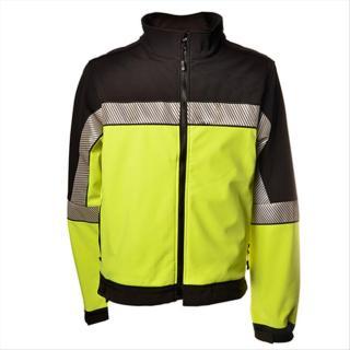 Elbeco SH3708HV Shield Soft Shell HiVis Jacket