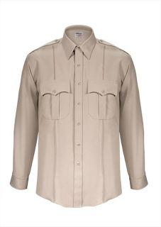 Elbeco Z312N TexTrop2 Short Sleeve Shirt with Hidden Zipper - Mens