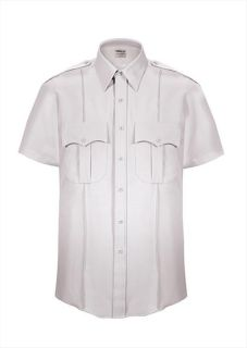 Elbeco Z3310N TexTrop2 Short Sleeve Shirt with Hidden Zipper - Mens