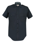 Elbeco Z4797 LAPD 100% Wool Short Sleeve Shirts - Mens | Heavy Weight