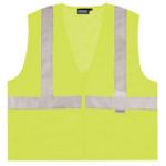 ERB SAFETY S15Z ANSI Class 2 Vest Mesh - Zipper