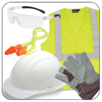 ERB SAFETY S362 ANSI Class 2 Vest Mesh Economy - Hook & Loop