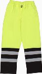 ERB SAFETY S849 ANSI Class E Two Tone Rain Pant