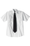 Poly-Cotton Short Sleeve Shirt