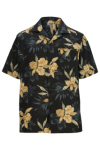 Edwards 1016 Edwards Island Print Camp Shirt