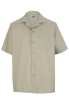 Edwards 1029 Easy Care Poplin Camp Shirt