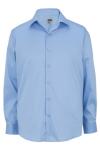 Edwards 1033 Edwards Men's Spread Collar Dress Shirt