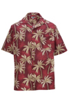 Edwards 1034 Edwards Tropical Palm Tree Camp Shirt
