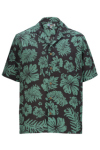 Edwards 1036 2-Color Hibiscus Camp Shirt