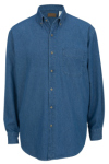 Edwards 1093 Edwards Denim Midweight Long Sleeve Shirt