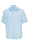 Edwards 1110 Edwards Men's 2-Pocket Broadcloth Short Sleeve Shirt
