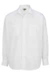 Edwards 1160 Edwards Men's 2-Pocket Broadcloth Long Sleeve Shirt