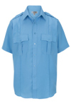 Edwards 1225 Security Short Sleeve Shirt 100% Polyester