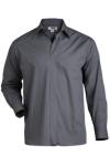 Edwards Mens Cafe Shirt-Long Sleeve