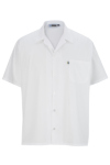Edwards 1305 6 Button Mesh Back Cook Shirt