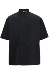 Edwards 1350 Double Breasted Server Shirt  Ss
