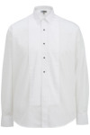 Edwards 1393 Edwards Men's Point Collar Tuxedo Shirt