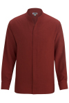 Edwards 1398 Edwards Mens Stand-Up Collar Shirt
