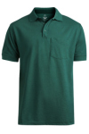 Edwards 1505 Edwards Blended Pique Short Sleeve Polo With Pocket