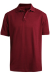 Edwards 1530 Men's Short Sleeve Soft Touch Pique Polo