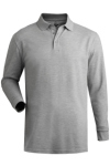 Edwards 1540 Edwards Cotton Pique Long Sleeve Polo
