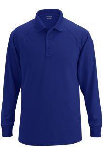 Edwards 1567 Edwards Tactical Snag Proof Unisex Long Sleeve Polo Shirt