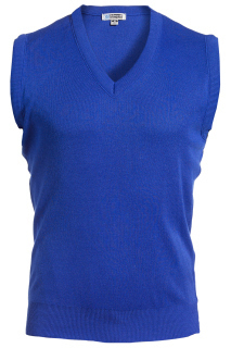 Edwards 165 Edwards Value V-Neck Acrylic Sweater Vest