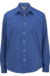 Edwards 1965 Edwards Men's Pinpoint Point Collar Oxford Shirt