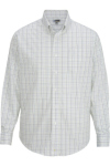 Edwards 1973 Edwards Men's Tattersall Poplin Shirt