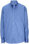 Edwards 1975 Edwards Men's Pinpoint Oxford Shirt - Long Sleeve
