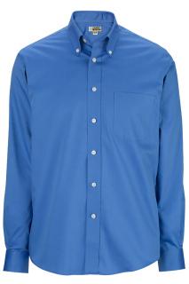 Edwards 1976 Edwards Men's Oxford Wrinkle-Free Dress Shirt