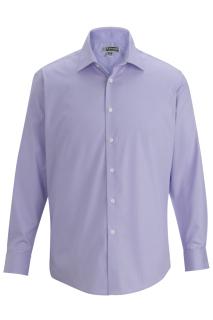 Edwards 1978 Edwards Men's Oxford Wrinkle-Free Point Collar Dress Shirt