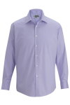Edwards 1978 Edwards Men's Oxford Wrinkle-Free Point Collar Dress Shirt