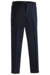 Edwards 2290 Edwards Men's Polyester Flat Front Pant