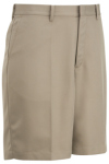Edwards 2472 Edwards Men's Microfiber Flat Front Short