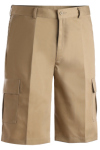 Edwards 2485 Edwards Men's Blended Cargo Chino Short