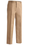 Edwards 2510 Edwards Men's Business Casual Flat Front Chino Pant