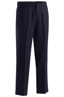 Edwards 2525 Edwards Mens Washable Traditional Fit Flat Front Pant  Synergy