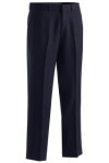 Edwards Mens Synergy Washable Traditional Fit Flat Front Pant