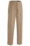 Edwards 2534 Edwards Men's Microfiber Flat Front Pant