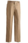 Edwards 2570 Edwards Men's Blended Chino Flat Front Pant