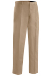 Edwards 2574 Edwards Men's Microfiber Flat Front Pant