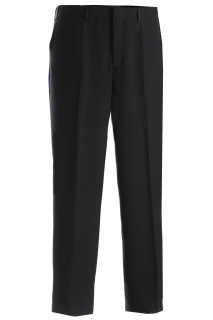 Edwards 2588 Edwards Men's Intaglio Flat Front Easy Fit Pant