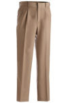 Edwards 2620 Edwards Men's Washable Wool Blend Pleated Pant