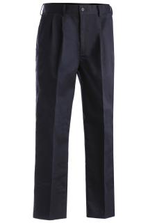 Edwards 2630 Edwards Men's All Cotton Pleated Pant