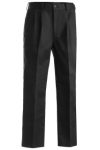 Edwards 2678 Edwards Men's Easy Fit Chino Pleated Front Pant