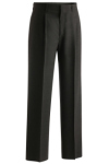 Edwards 2680 Edwards Men's Wool Blend Pleated Dress Pant